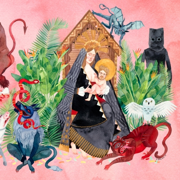 Father John Misty, I Love You, Honeybear